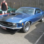 Ford Mustang Mach 1 Sportsroof 1970